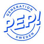 Genertion Pep Sweden logotyp